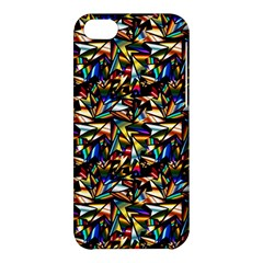 Abstract Pattern Design Artwork Apple Iphone 5c Hardshell Case