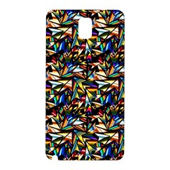 Abstract Pattern Design Artwork Samsung Galaxy Note 3 N9005 Hardshell Back Case