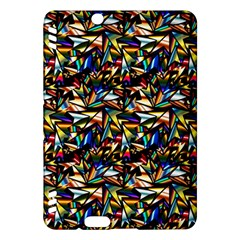 Abstract Pattern Design Artwork Kindle Fire Hdx Hardshell Case