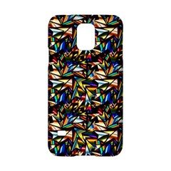 Abstract Pattern Design Artwork Samsung Galaxy S5 Hardshell Case