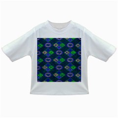 African Fabric Number Alphabeth Diamond Infant/Toddler T-Shirts
