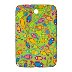 Animals Fish Green Pink Blue Green Yellow Water River Sea Samsung Galaxy Note 8 0 N5100 Hardshell Case