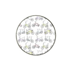 Bicycle Bike Sport Hat Clip Ball Marker