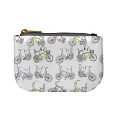 Bicycle Bike Sport Mini Coin Purses
