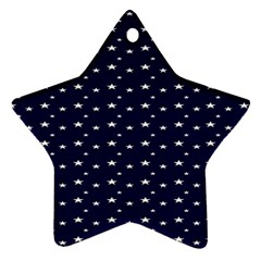 Blue Star Ornament (Star)