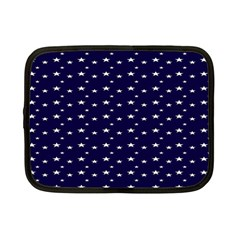 Blue Star Netbook Case (Small)