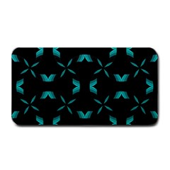 Chevron Blue Wave Medium Bar Mats