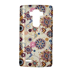 Flower Arrangements Season Floral Purple Love Heart Lg G4 Hardshell Case