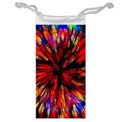 Color Batik Explosion Colorful Jewelry Bag