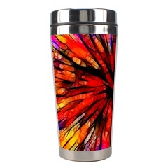 Color Batik Explosion Colorful Stainless Steel Travel Tumblers