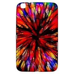 Color Batik Explosion Colorful Samsung Galaxy Tab 3 (8 ) T3100 Hardshell Case