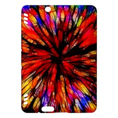 Color Batik Explosion Colorful Kindle Fire Hdx Hardshell Case