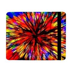 Color Batik Explosion Colorful Samsung Galaxy Tab Pro 8 4  Flip Case