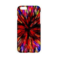 Color Batik Explosion Colorful Apple Iphone 6/6s Hardshell Case