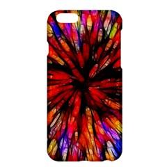 Color Batik Explosion Colorful Apple Iphone 6 Plus/6s Plus Hardshell Case