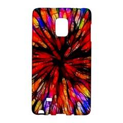 Color Batik Explosion Colorful Galaxy Note Edge