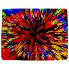 Color Batik Explosion Colorful Jigsaw Puzzle Photo Stand (rectangular)