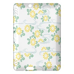 Flower Arrangements Season Sunflower Kindle Fire HDX Hardshell Case
