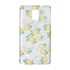 Flower Arrangements Season Sunflower Samsung Galaxy Note 4 Hardshell Case