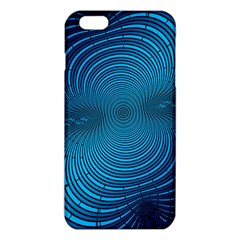Abstract Fractal Blue Background Iphone 6 Plus/6s Plus Tpu Case