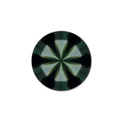 Lines Abstract Background Golf Ball Marker (10 pack)