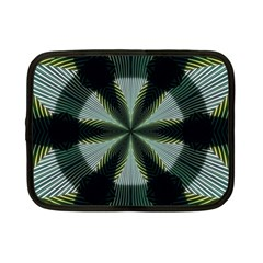Lines Abstract Background Netbook Case (small)