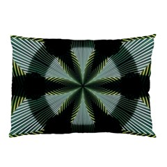 Lines Abstract Background Pillow Case