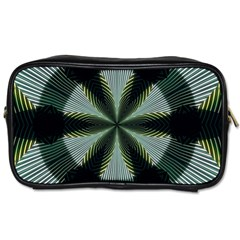 Lines Abstract Background Toiletries Bags 2-Side