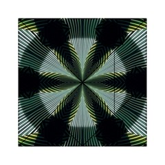 Lines Abstract Background Acrylic Tangram Puzzle (6  X 6 )