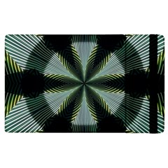 Lines Abstract Background Apple Ipad 2 Flip Case