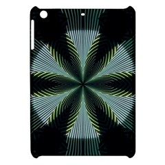 Lines Abstract Background Apple Ipad Mini Hardshell Case
