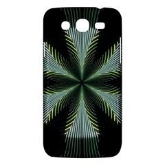 Lines Abstract Background Samsung Galaxy Mega 5.8 I9152 Hardshell Case