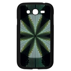 Lines Abstract Background Samsung Galaxy Grand DUOS I9082 Case (Black)