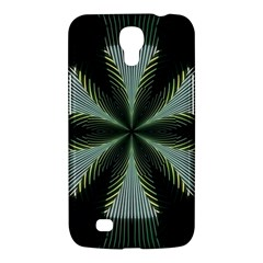 Lines Abstract Background Samsung Galaxy Mega 6 3  I9200 Hardshell Case