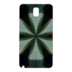 Lines Abstract Background Samsung Galaxy Note 3 N9005 Hardshell Back Case