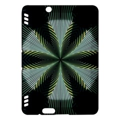 Lines Abstract Background Kindle Fire HDX Hardshell Case