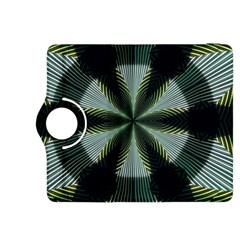 Lines Abstract Background Kindle Fire Hdx 8 9  Flip 360 Case