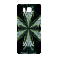 Lines Abstract Background Samsung Galaxy Alpha Hardshell Back Case
