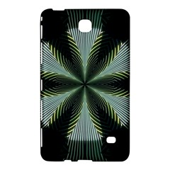Lines Abstract Background Samsung Galaxy Tab 4 (7 ) Hardshell Case