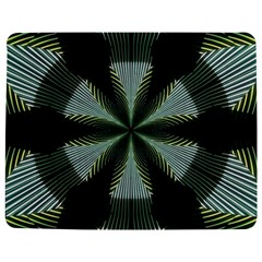 Lines Abstract Background Jigsaw Puzzle Photo Stand (rectangular)