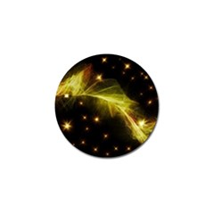 Particles Vibration Line Wave Golf Ball Marker (10 Pack)
