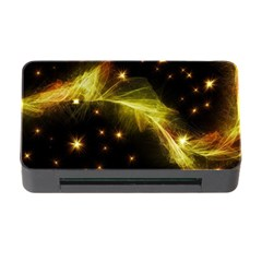 Particles Vibration Line Wave Memory Card Reader With Cf