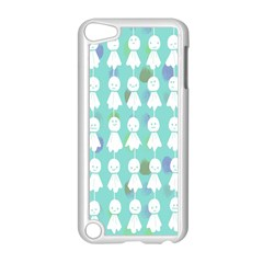 Free Illust Japanese Dolls Rain Antidote Ghost Apple Ipod Touch 5 Case (white)