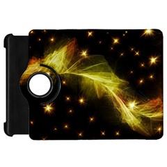 Particles Vibration Line Wave Kindle Fire Hd 7