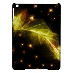 Particles Vibration Line Wave Ipad Air Hardshell Cases