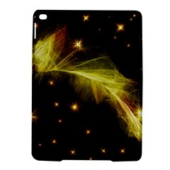 Particles Vibration Line Wave Ipad Air 2 Hardshell Cases