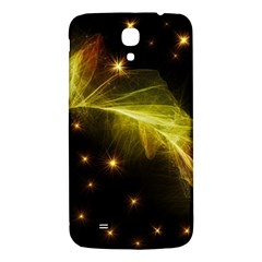 Particles Vibration Line Wave Samsung Galaxy Mega I9200 Hardshell Back Case
