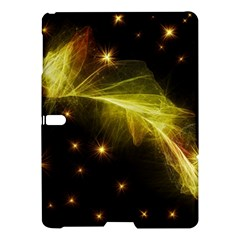 Particles Vibration Line Wave Samsung Galaxy Tab S (10.5 ) Hardshell Case