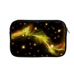 Particles Vibration Line Wave Apple Macbook Pro 13  Zipper Case