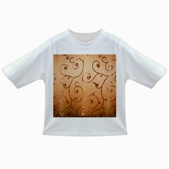 Texture Material Textile Gold Infant/Toddler T-Shirts